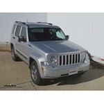Trailer Hitch Installation - 2008 Jeep Liberty - Draw-Tite