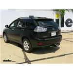 Trailer Hitch Installation - 2008 Lexus RX 330 - Draw-Tite