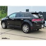 Trailer Hitch Installation - 2008 Lincoln MKX - Draw-Tite