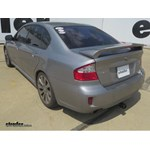 Trailer Hitch Installation - 2008 Subaru Legacy - Draw-Tite