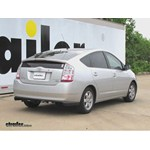 Trailer Hitch Installation - 2008 Toyota Prius - Draw-Tite