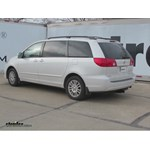 Trailer Hitch Installation - 2008 Toyota Sienna - Curt