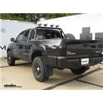 Trailer Hitch Installation - 2008 Toyota Tacoma - Draw-Tite