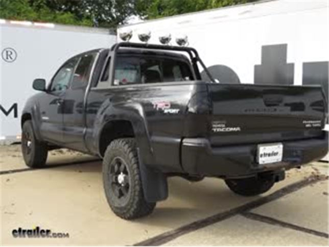2008 toyota tacoma trailer hitch draw tite. Black Bedroom Furniture Sets. Home Design Ideas