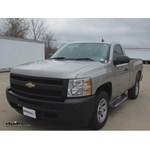 Trailer Hitch Installation - 2009 Chevrolet Silverado - Curt
