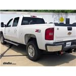 Trailer Hitch Installation - 2009 Chevrolet Silverado - Torklift