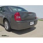 Trailer Hitch Installation - 2009 Chrysler 300 - Curt