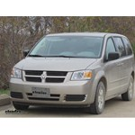 Trailer Hitch Installation - 2009 Dodge Grand Caravan - Draw-Tite