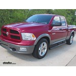 Trailer Hitch Installation - 2009 Dodge Ram - Curt