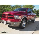 Trailer Hitch Installation - 2009 Dodge Ram - Draw-Tite
