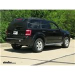 Trailer Hitch Installation - 2009 Ford Escape - Draw-Tite