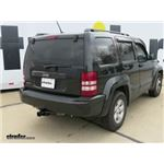 Trailer Hitch Installation - 2009 Jeep Liberty