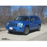 Trailer Hitch Installation - 2009 Jeep Patriot - Draw-Tite