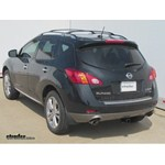 Trailer Hitch Installation - 2009 Nissan Murano - Draw-Tite