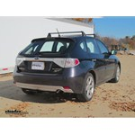 Video install trailer hitch 2009 subaru impreza c11315