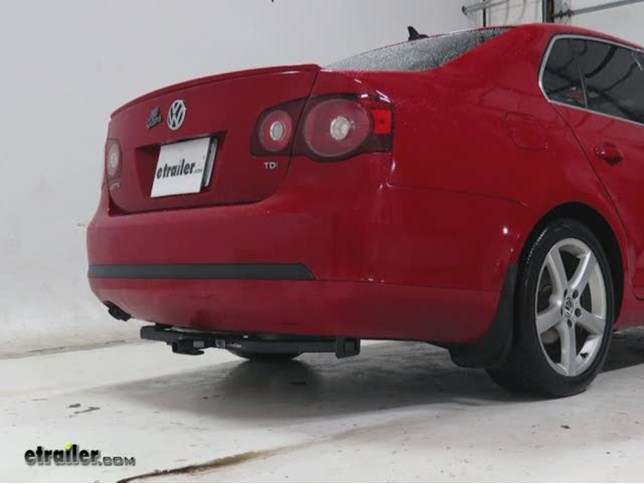 Vw jetta hitch