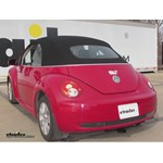 Trailer Hitch Installation - 2009 Volkswagen New Beetle - Draw-Tite