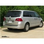 Trailer Hitch Installation - 2009 Volkswagen Routan - Draw-Tite
