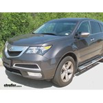 Trailer Hitch Installation - 2010 Acura MDX - Draw-Tite