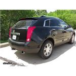 Trailer Hitch Installation - 2010 Cadillac SRX - Draw-Tite