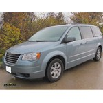 Trailer Hitch Installation - 2010 Chrysler Town and Country - Draw-Tite