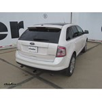 Trailer Hitch Installation - 2010 Ford Edge - Draw-Tite