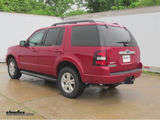 2010 Ford Explorer Towing Capacity >> Mercury Mountaineer Curt Trailer Hitch Receiver Custom Fit