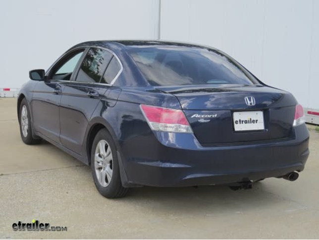 2010 Honda Accord Trailer Hitch