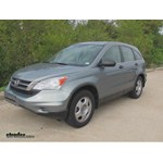 Trailer Hitch Installation - 2010 Honda CR-V - Curt