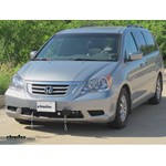 Trailer Hitch Installation - 2010 Honda Odyssey - Draw-Tite