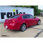 Trailer Hitch Installation - 2010 Infiniti G37 - Draw-Tite