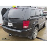 Video install trailer hitch 2010 jeep grand cherokee 75338