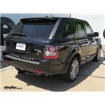 Video install trailer hitch 2010 land rover range rover sport 13456