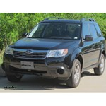 Trailer Hitch Installation - 2010 Subaru Forester - Draw-Tite