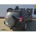 Trailer Hitch Installation - 2010 Toyota RAV4 - Draw-Tite