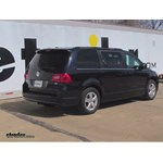 Trailer Hitch Installation - 2010 Volkswagen Routan - Draw-Tite