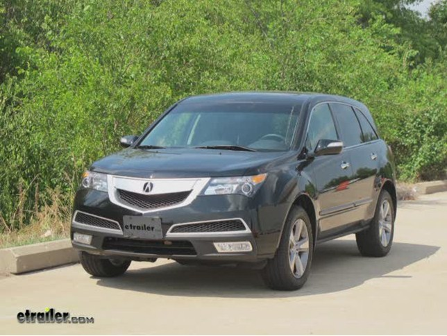 install trailer hitch 2011 acura mdx 13354_644 trailer hitch and hitch ball recommendation for a 2011 acura mdx Ford Fusion Trailer Wiring Harness at cita.asia