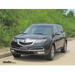 Trailer Hitch Installation - 2011 Acura MDX - Draw-Tite
