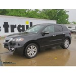 Video install trailer hitch 2011 acura rdx 75784