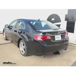 Trailer Hitch Installation - 2011 Acura TSX - Draw-Tite