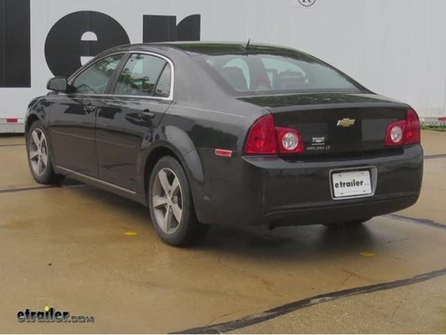 2011 Chevrolet Malibu Draw Tite Trailer Hitch Receiver