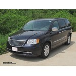 Trailer Hitch Installation - 2011 Chrysler Town and Country - Draw-Tite