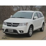 Trailer Hitch Installation - 2011 Dodge Journey