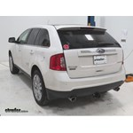 Trailer Hitch Installation - 2011 Ford Edge - Draw-Tite