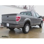 Trailer Hitch Installation - 2011 Ford F-150 - Draw-Tite