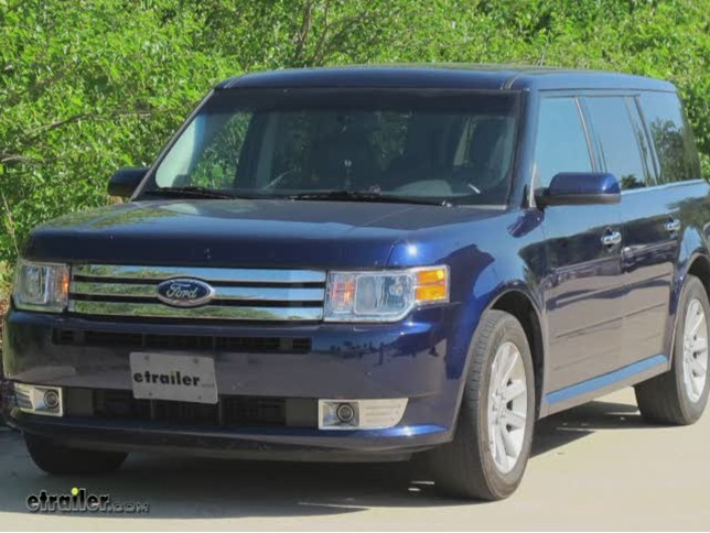 2011 ford flex hidden hitch trailer hitch receiver class iii 2. Cars Review. Best American Auto & Cars Review