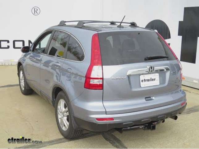 install trailer hitch 2011 honda cr v 13555_644 trailer hitch installation 2011 honda cr v curt video Ford Truck Wiring Harness at gsmx.co