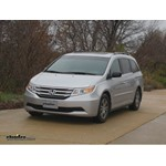 Trailer Hitch Installation - 2011 Honda Odyssey