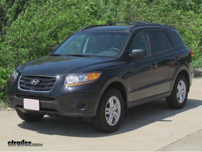 2011 Hyundai Santa Fe Trailer Hitch Curt