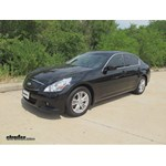 Trailer Hitch Installation - 2011 Infiniti G37 - Draw-Tite